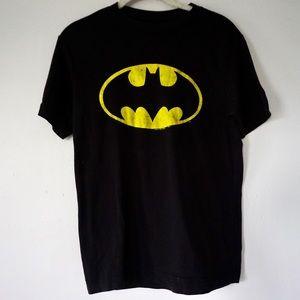 BATMAN T-Shirt (Boy's Size Large)